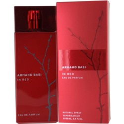 Armand Basi In Red eau de parfum for woman 100ml