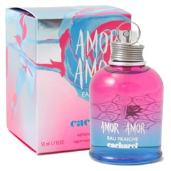 Cacharel Amor Amor eau fraiche blue 100ml