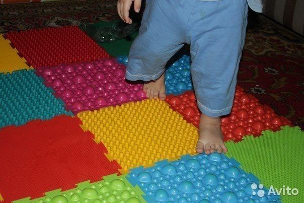 Ортопедические массажные коврики своими руками 42