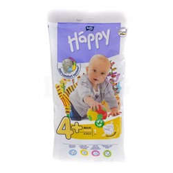 Подгузники Bella Baby Happy Maxi Plus 9-20 кг (1 шт.)