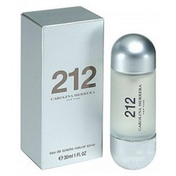 Carolina Herrera 212 for her 60ml