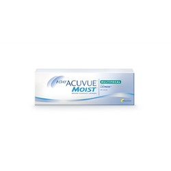 1 Day Acuvue Moist Multifocal (30 линз) Low